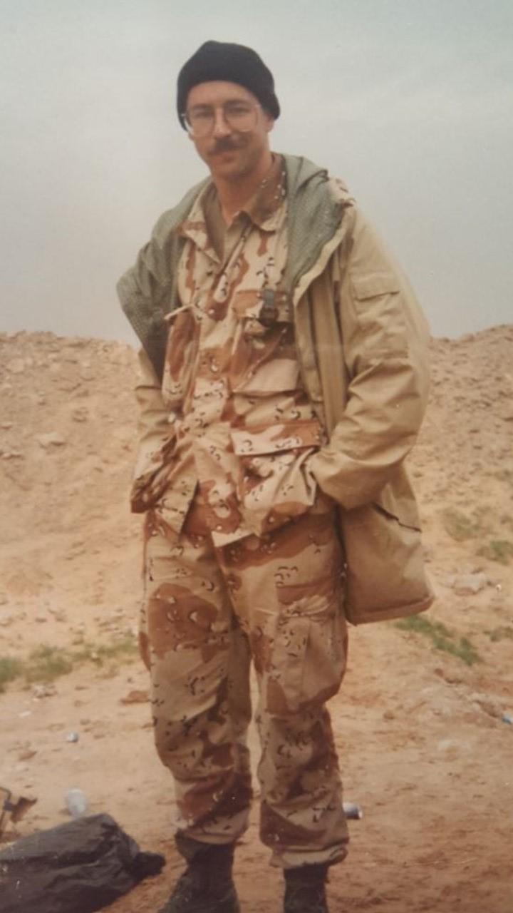 Desert Night Camouflage Pants 20160811