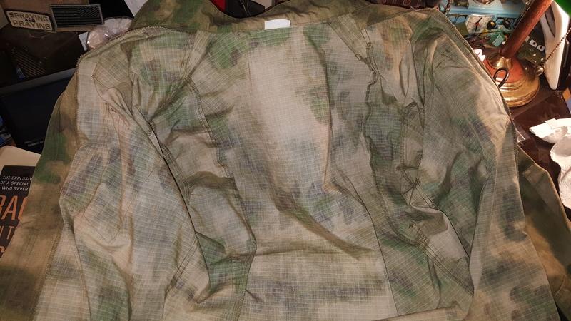 Unusual Cammo Pattern Uniform 20180213