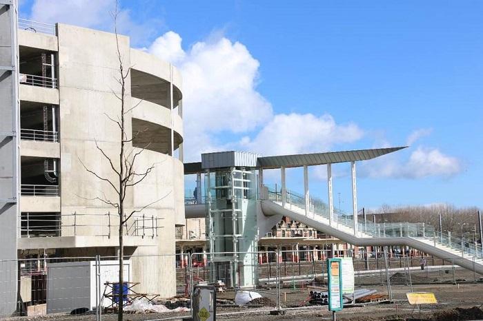 EN IMAGES. Saint-Brieuc. La métamorphose du sud de la gare se poursuit Bfcd0d10