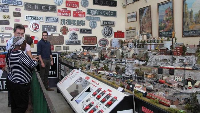 Dinan. Le Musée du rail est sur la bonne voie Ff136d10