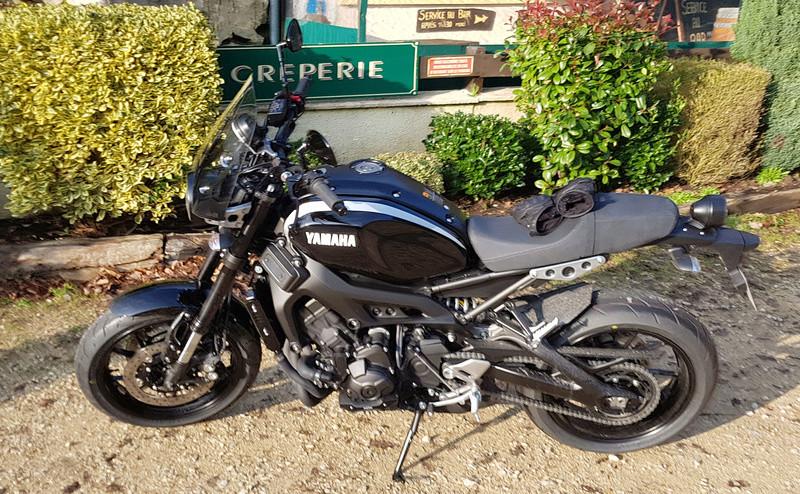 Photos de toutes les Yamaha XSR 900 du forum ! :) Xsr10