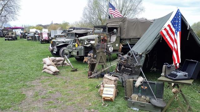 7 > 8 Avril 2018 - PONT DE L'ARCHE  - Camp Captain P. Busson 30441710
