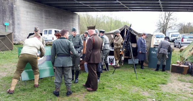 7 > 8 Avril 2018 - PONT DE L'ARCHE  - Camp Captain P. Busson 30443210