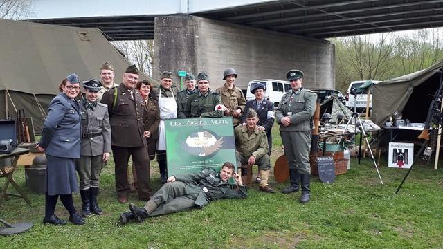 7 > 8 Avril 2018 - PONT DE L'ARCHE  - Camp Captain P. Busson 30443410