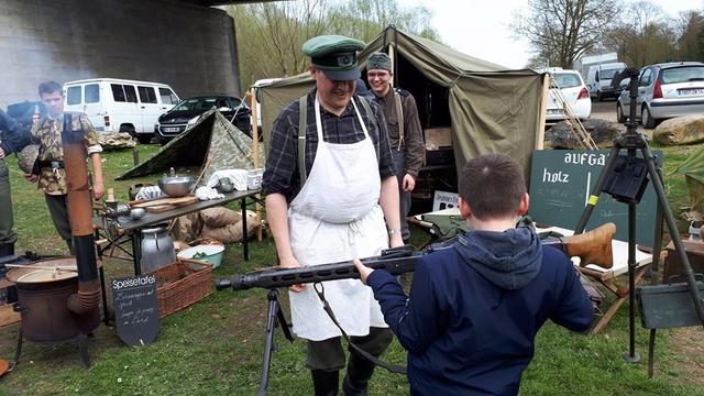 7 > 8 Avril 2018 - PONT DE L'ARCHE  - Camp Captain P. Busson 30531210