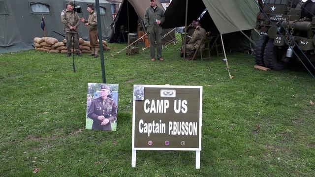 7 > 8 Avril 2018 - PONT DE L'ARCHE  - Camp Captain P. Busson 30571210