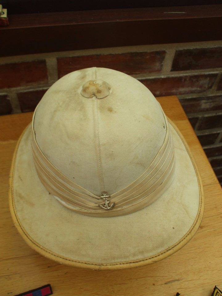 chapeau tropical colonial Photo117