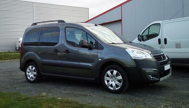 """Peugeot Partner """"Campeur Van""""  aménagement fait !  Img_2013"""
