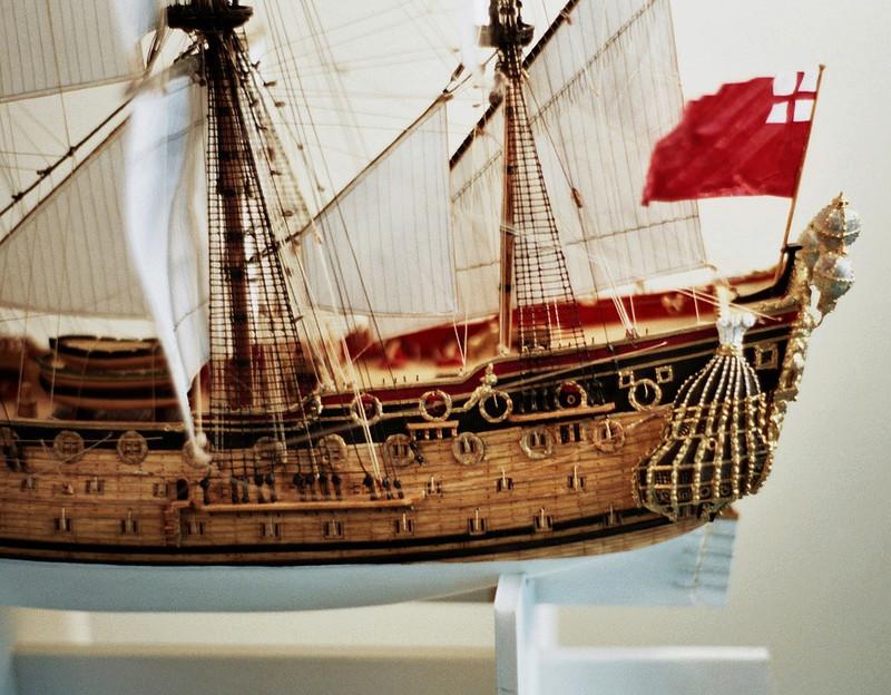 Le HMS Prince 1670 de Constructo au 1/61e de Captain Chris - Page 6 82126110