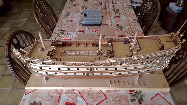 Le HMS Prince 1670 de Constructo au 1/61e de Captain Chris - Page 4 Ponts_10