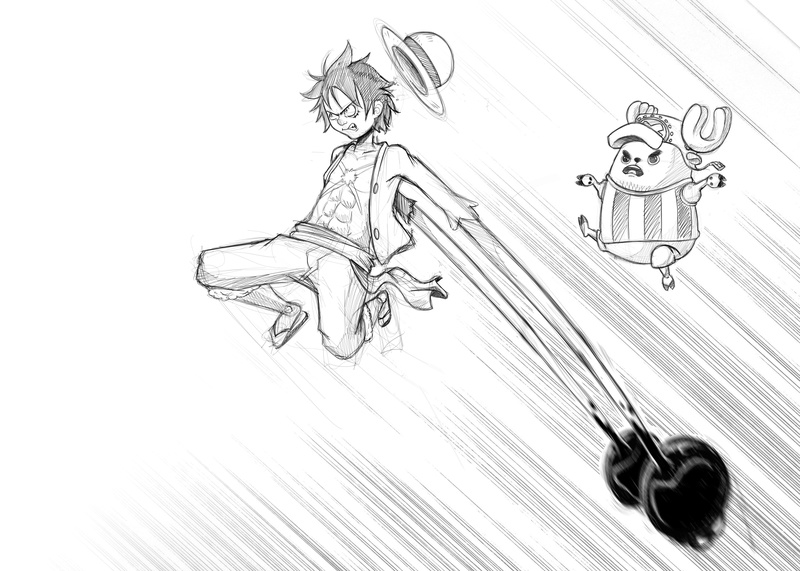 Bienvenue chez Tom!  Luffy10