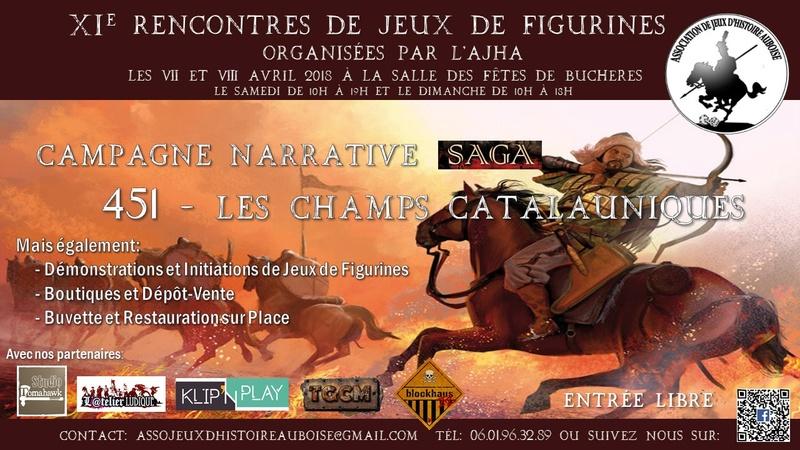 Convention de l'AJHA (Troyes) les 7&8 avril 2018 Affich15