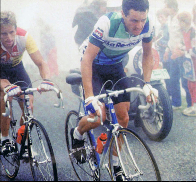 """Motobécane """"la-Redoute"""" 1985 Captur15"""