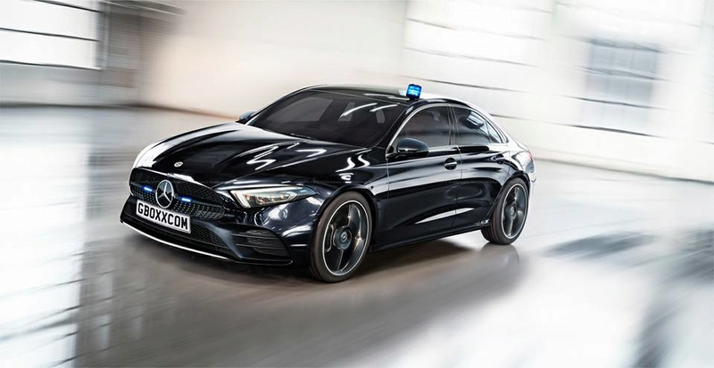 2018 - [Mercedes-Benz] Classe A Sedan - Page 2 27867711