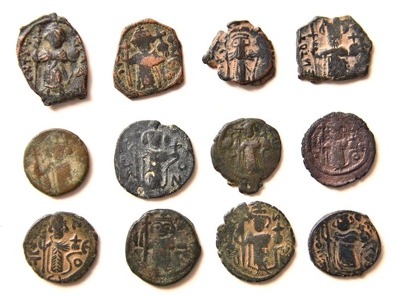 Evolution, imitation, pseudo et arabo-byzantine ... Dsc_1010