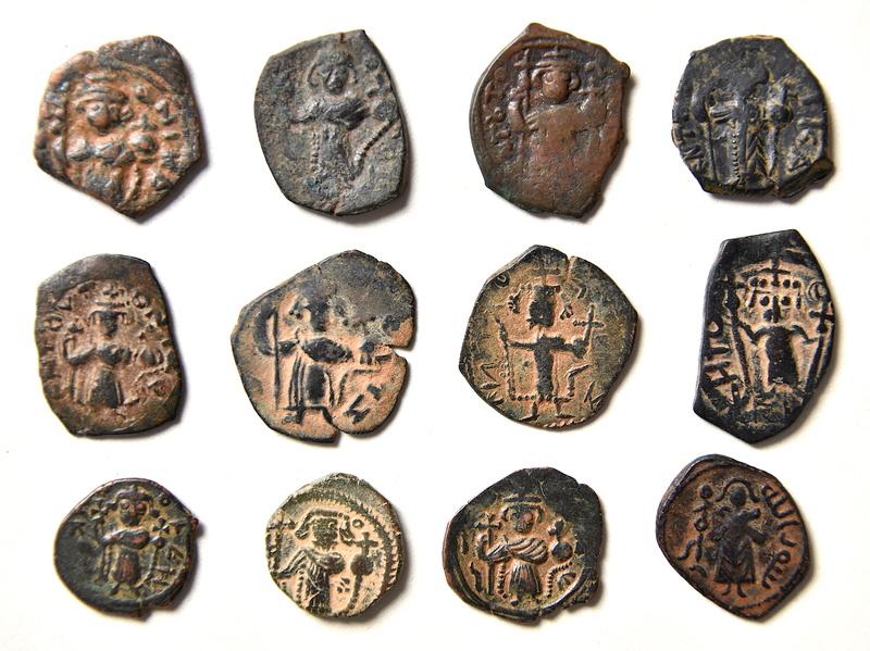 Evolution, imitation, pseudo et arabo-byzantine ... Dsc_1011