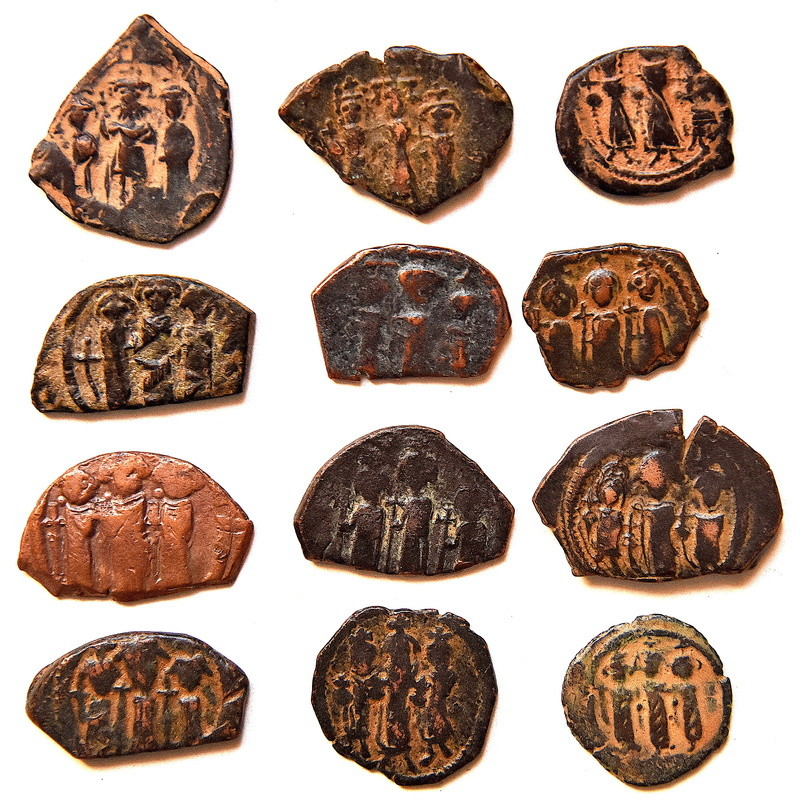 Evolution, imitation, pseudo et arabo-byzantine ... Dsc_1113