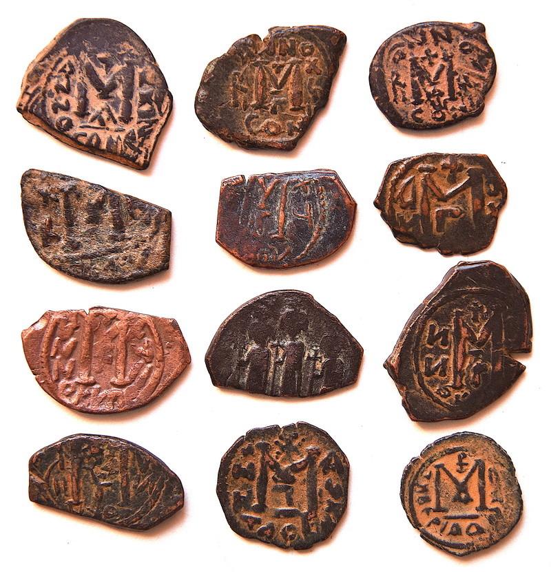 Evolution, imitation, pseudo et arabo-byzantine ... Dsc_1114