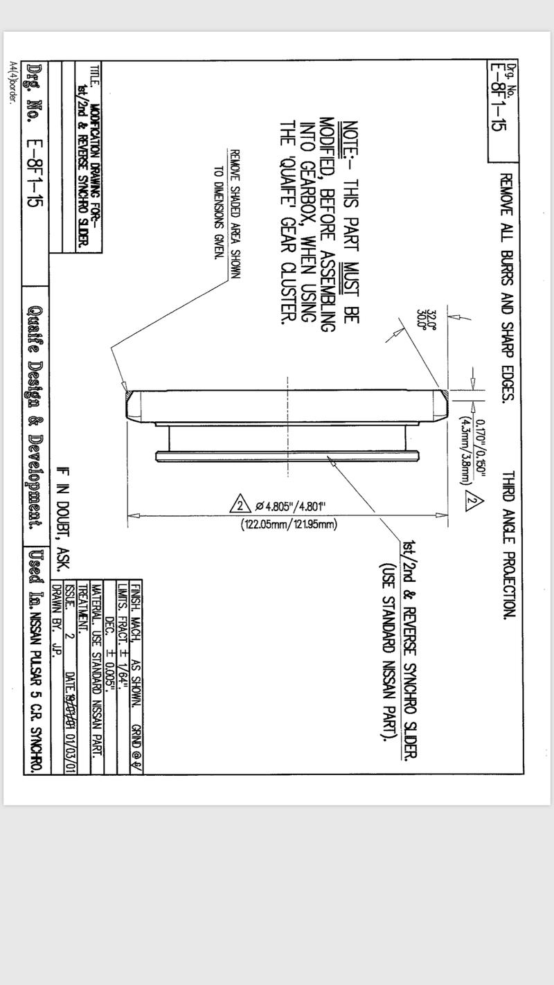 Quaife gearbox modifications  Ccc2e410