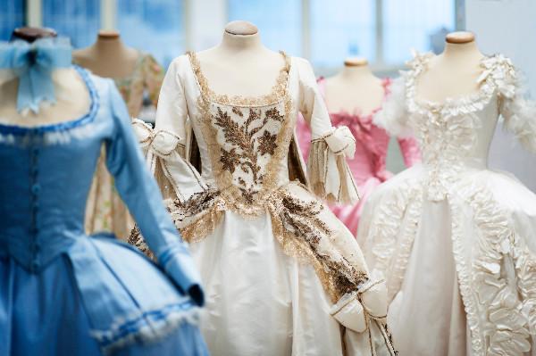 Les costumes de Marie-Antoinette au musée du textile de Prato 4ce80a10