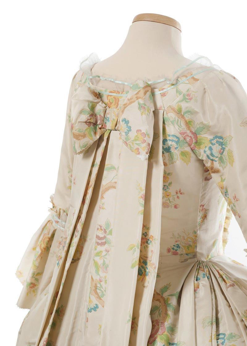 Les costumes de Marie-Antoinette au musée du textile de Prato Fig_1-10