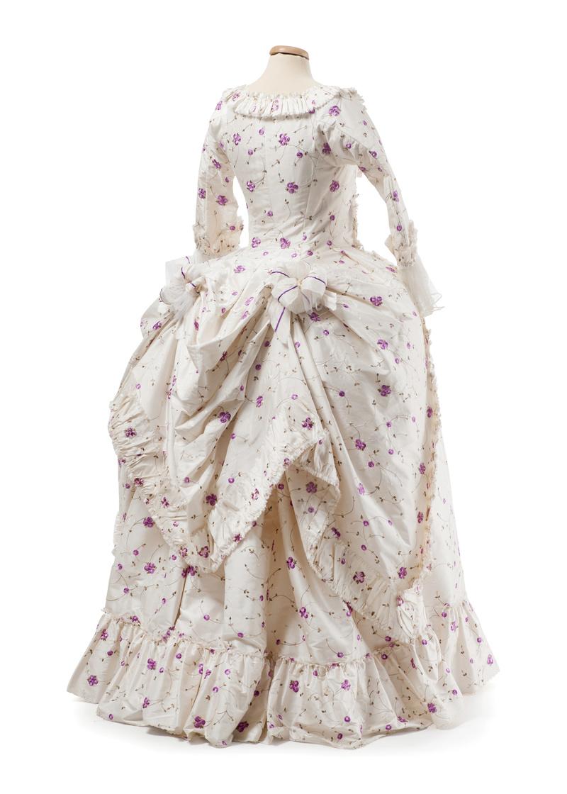 Les costumes de Marie-Antoinette au musée du textile de Prato Fig_4-10