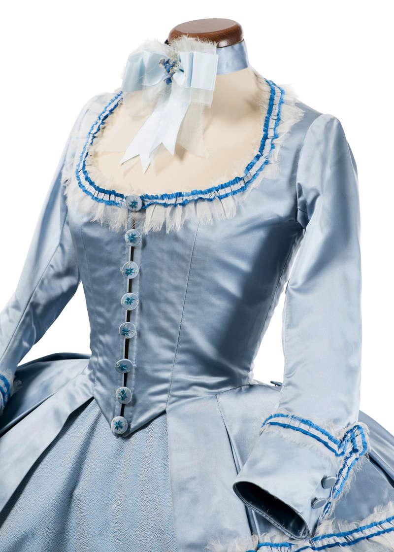 Les costumes de Marie-Antoinette au musée du textile de Prato Fig_6-10