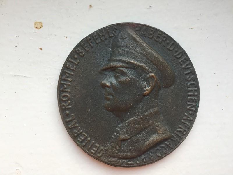 Médaille commémorative Afrika Korps 924b7510