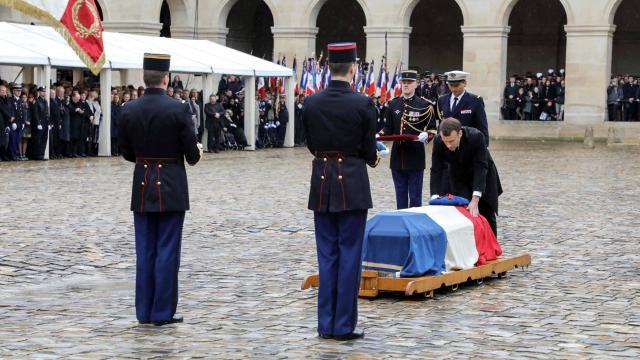 Colonel Arnaud Beltrame  Img_7113