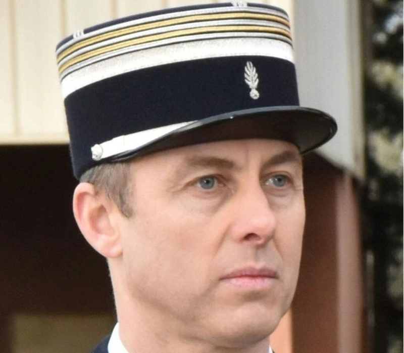 Colonel Arnaud Beltrame  Img_7114