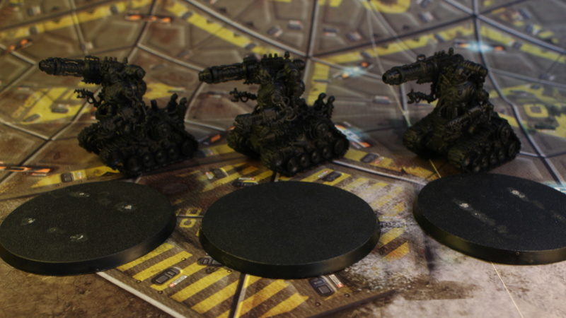 Armée Adeptus Mechanicus + Agents Impériaux Img_3510