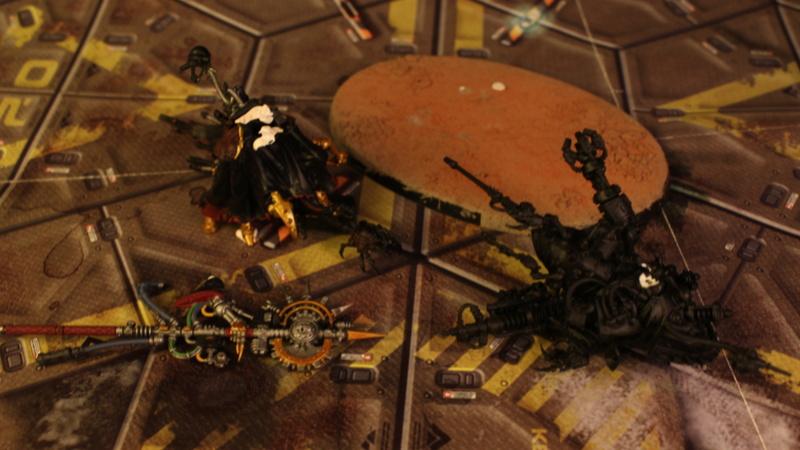 Armée Adeptus Mechanicus + Agents Impériaux Img_3511