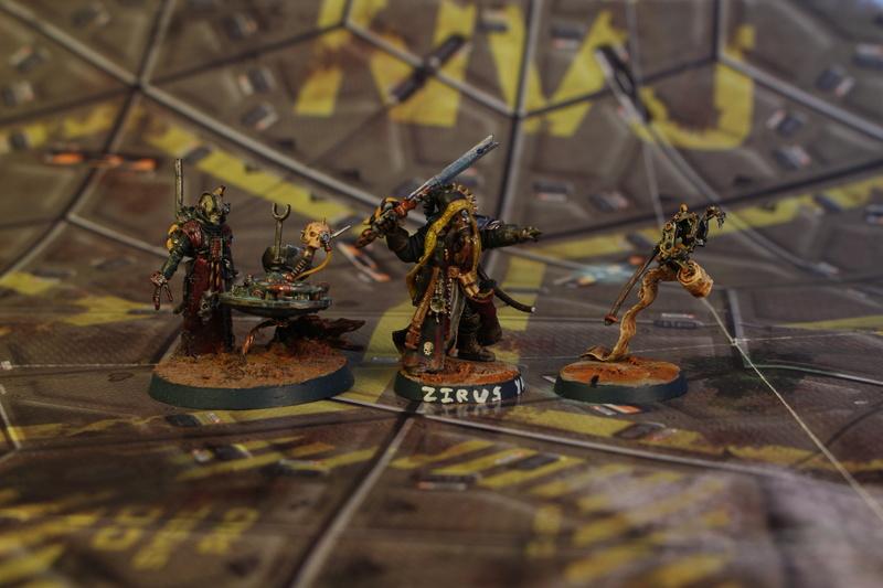Armée Adeptus Mechanicus + Agents Impériaux Img_3513