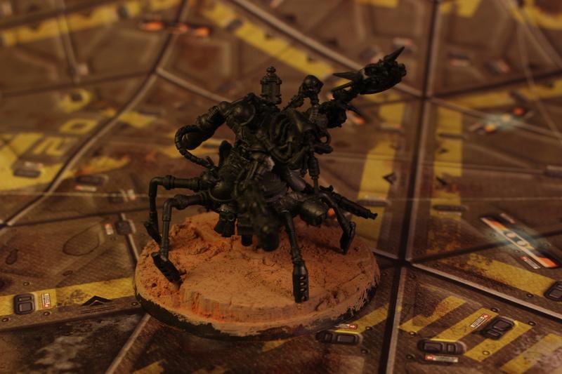 Armée Adeptus Mechanicus + Agents Impériaux Img_3515