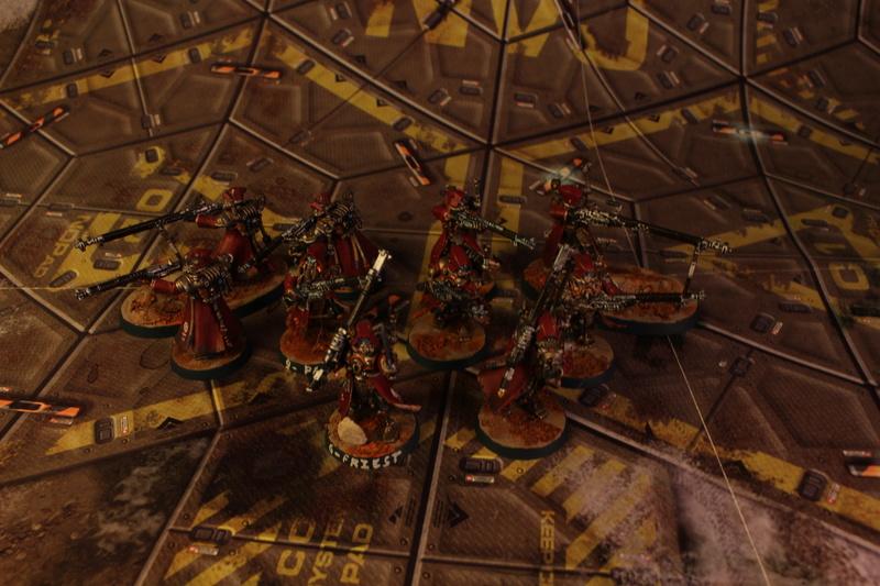 Armée Adeptus Mechanicus + Agents Impériaux Img_3519