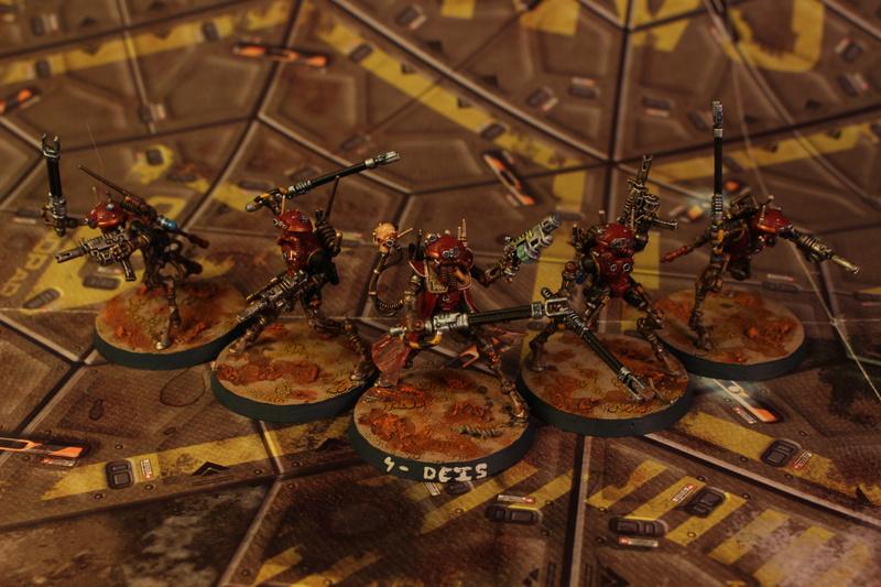 Armée Adeptus Mechanicus + Agents Impériaux Img_3521