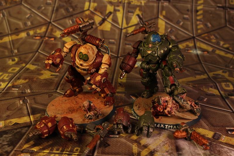 Armée Adeptus Mechanicus + Agents Impériaux Img_3522