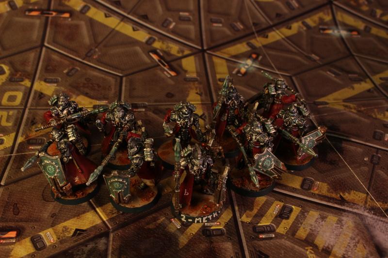 Armée Adeptus Mechanicus + Agents Impériaux Img_3523