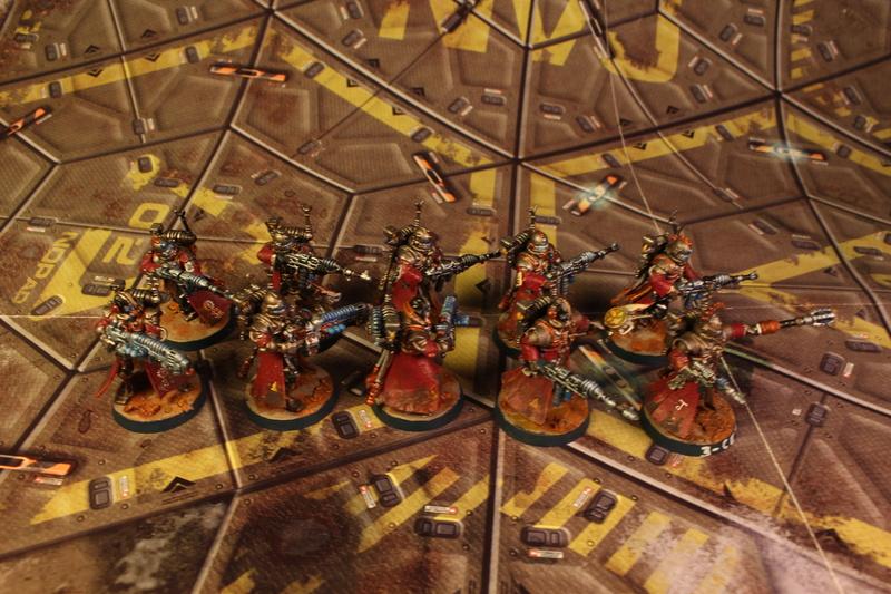 Armée Adeptus Mechanicus + Agents Impériaux Img_3525