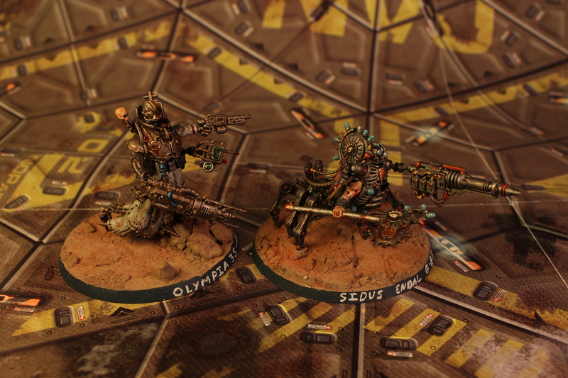 Armée Adeptus Mechanicus + Agents Impériaux Img_3526