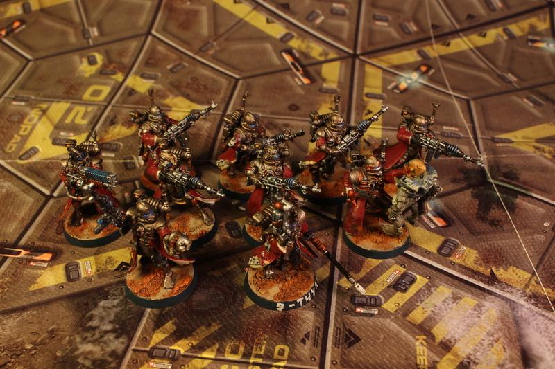 Armée Adeptus Mechanicus + Agents Impériaux Img_3528