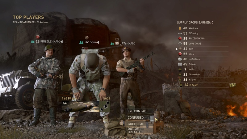 WW2 Killers 20180110