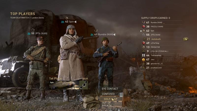 WW2 Killers 20180113