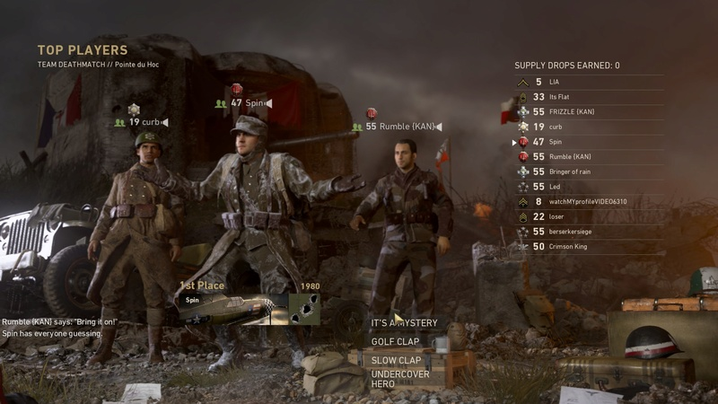 WW2 Killers 20180211