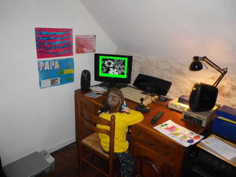 Fan du C64 à leur âge! Imgp0011