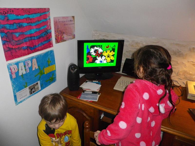 Fan du C64 à leur âge! Imgp0012