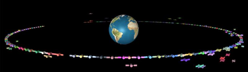 Satellites Géostationnaires ? Chrome10
