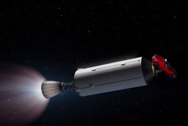 SpaceX Sharex10