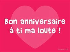 Happy Birthday Louloute !! Anniv10