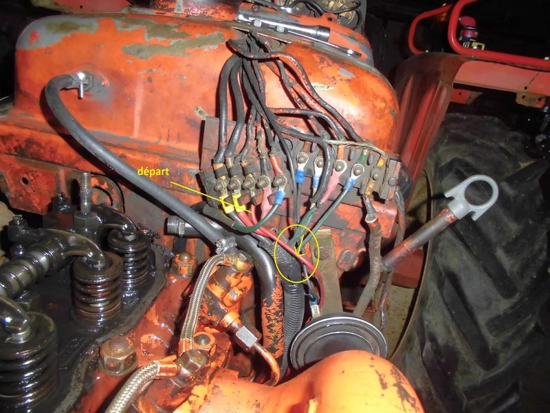 Comment replacer un câble de compteur sur un Renault Super 5 D Cimg1825